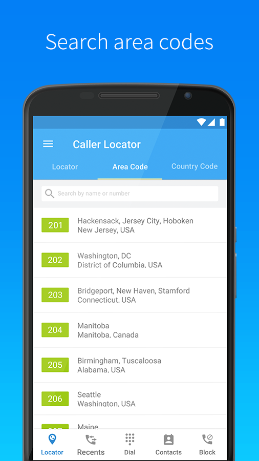 Caller ID Mobile Locator Android Apps On Google Play - 205 area code usa
