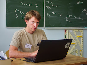 Photo: Szymon Gut - Maraton programistyczny