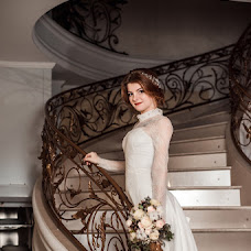Wedding photographer Kristina Dudaeva (KristinaDx). Photo of 25.02.2018