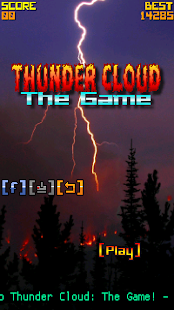 Thunder Cloud The Game- screenshot thumbnail