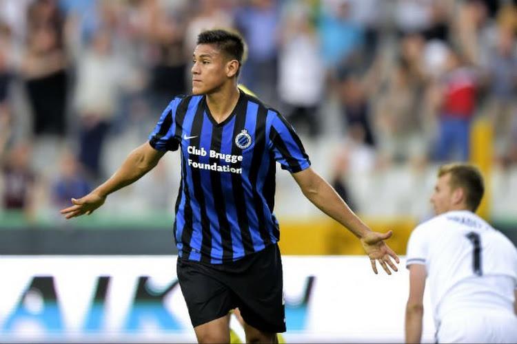 Duarte de retour du côté du FC Bruges !
