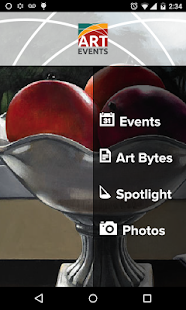 Art Events Jamaica- screenshot thumbnail