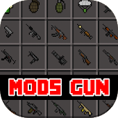Download Gun MOD For MCPE APK for Laptop