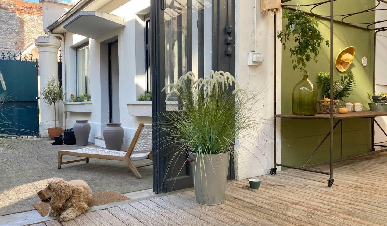 House with terrace Chalon-sur-saone