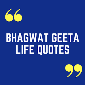 Quotes About Life Changing Best Bhagwat Geeta Quoteslife Changing Messages  Android Apps On