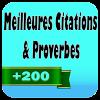 Meilleures Citations-Proverbes