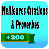 Meilleures Citations-Proverbes