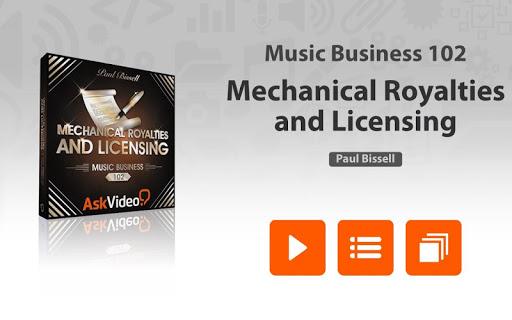 Music Business - Royalties