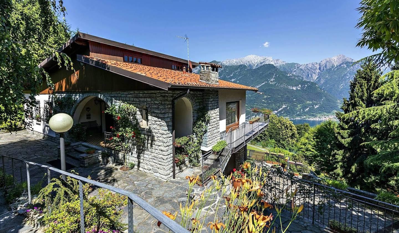 Villa avec jardin et terrasse Civenna