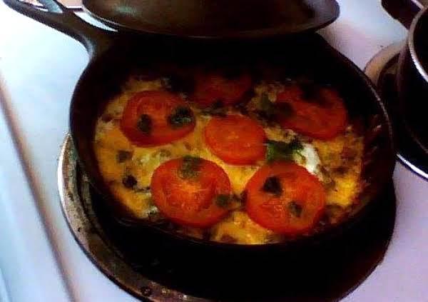 Meatloaf Lorraine-casserole