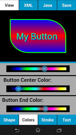 Button designer