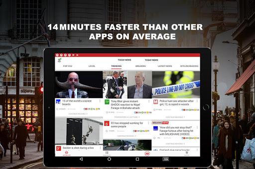 UK Breaking News & Local UK News For Free screenshot 16