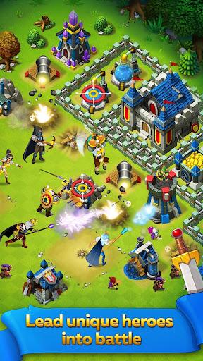 Might and Glory: Kingdom War  screenshots 4