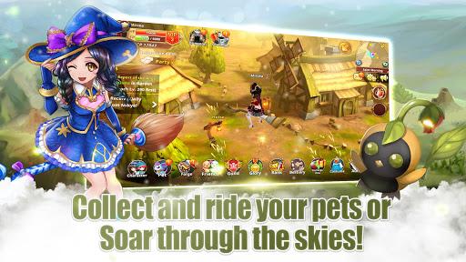 Flyff Legacy - Anime MMORPG - Free MMO Action RPG apkmind screenshots 9