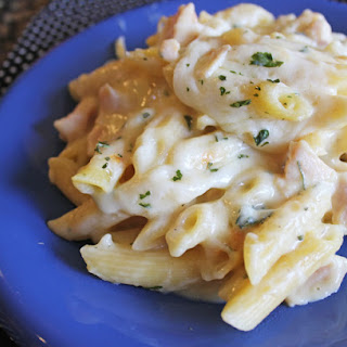 Cheesy Ranch Pasta and Chicken Skillet (another 30 Minute Dinner)