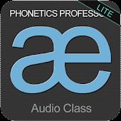 English Phonetics Audio Class