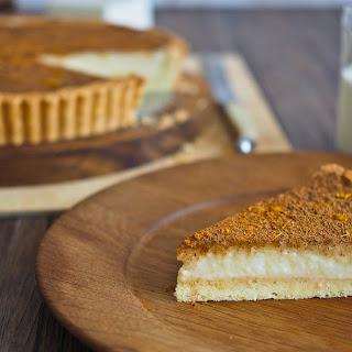 South African Milk Tart or Melk Tert Recipe