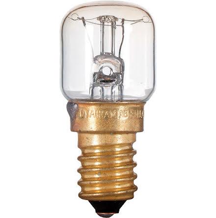 Ugns- och fryslampa E14 15W