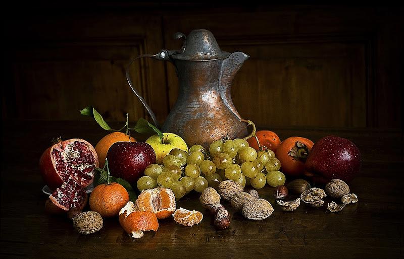 Rame e frutta di Amadeus