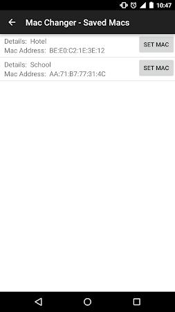 Wifi Mac Changer 3.16 screenshot 340154