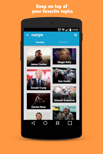 Curiyo - The Topic Hub
