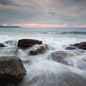 symphony of waves by Rodrigo Layug - Landscapes Waterscapes ( nature, waterscape, landscape )
