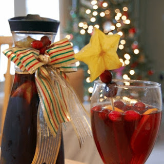 Holiday Sangria