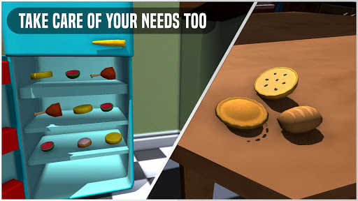 Code Triche Mother Life Simulator Game APK MOD screenshots 5