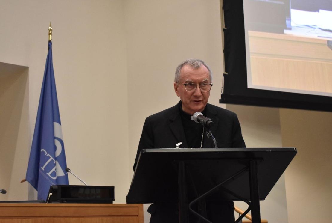 Đức Hồng y Parolin đánh dấu Ngày Quốc tế Loại trừ Hoàn toàn Vũ khí Nguyên tử
