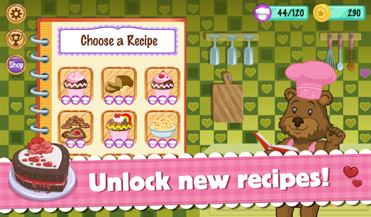 Bella's Baking Blast- screenshot thumbnail