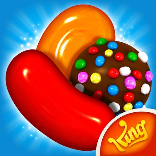 Candy Crush Saga (Mod) 1.157.1.1
