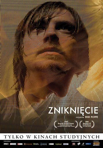 Polski plakat filmu 'Zniknięcie'
