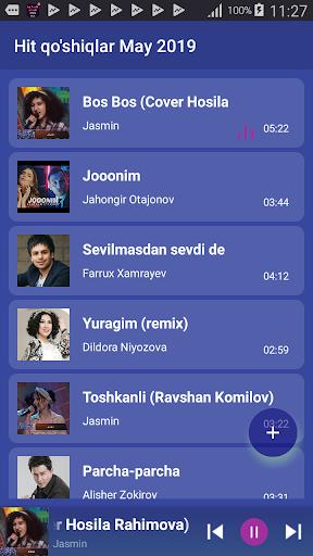Hit qo'shiqlar Iyul 2019 5.0 screenshots 1