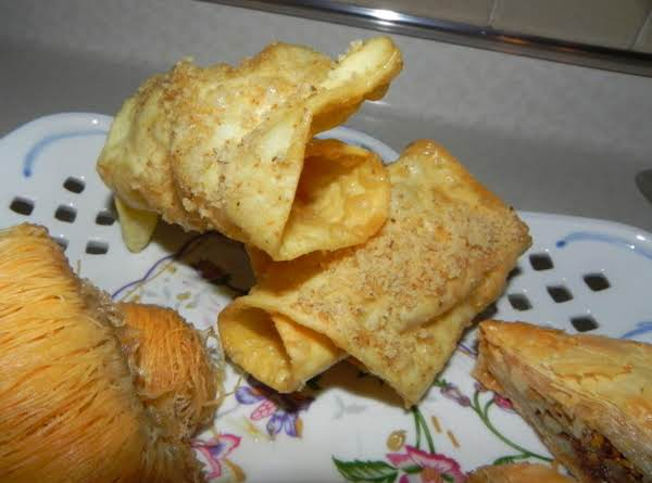 Diples (honey Rolls) Recipe