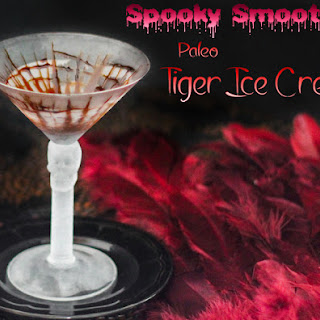 Paleo Tiger Ice Cream Smoothie