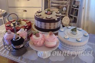 Photo: torte assortite