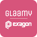 Glaamy Exagon icon