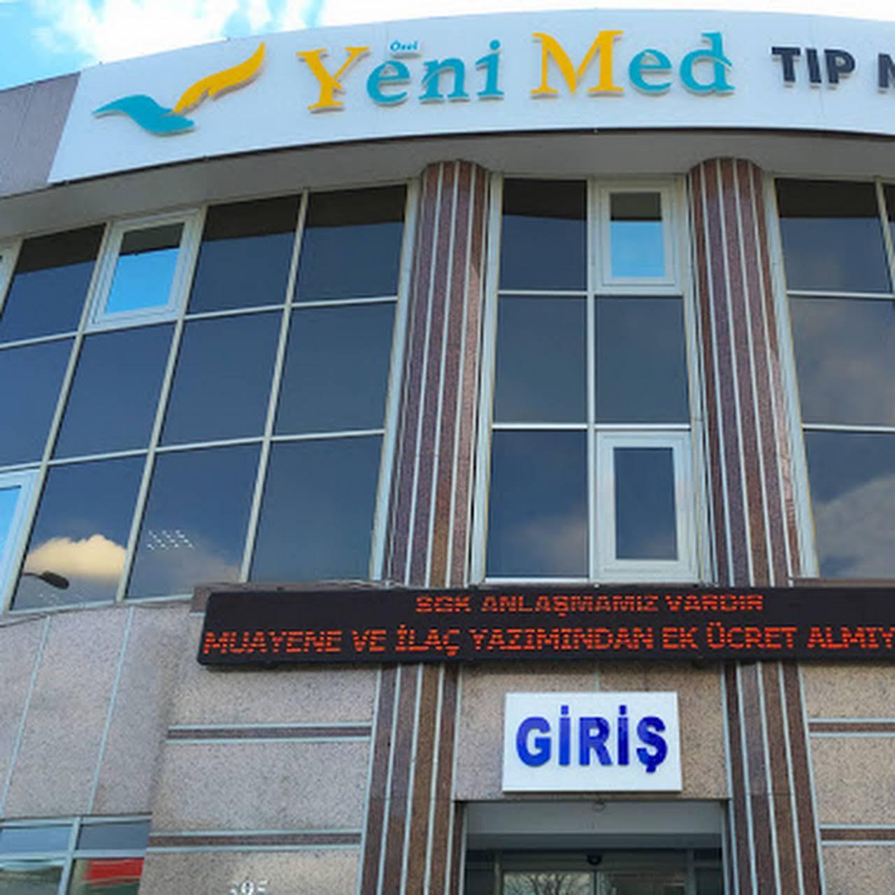 Ozel Yeni Med Tip Merkezi Ozel Hastane