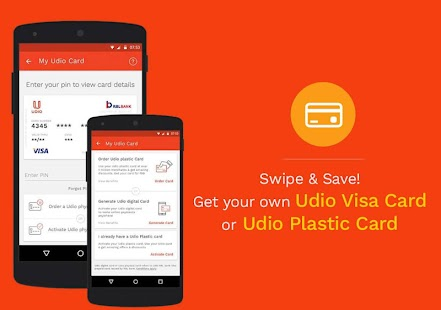 Udio Wallet - Recharge & Pay- screenshot thumbnail