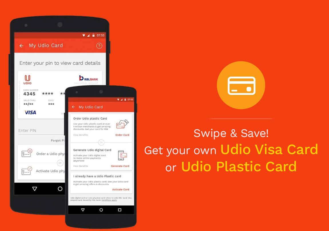 Udio Wallet - Recharge & Pay- screenshot