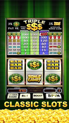 Triple Gold Dollars Slots Free 1.7 screenshots 7
