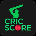 CricScore- Live Cricket Scores icon