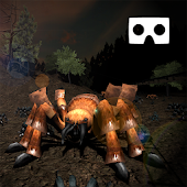 VR Horror In The Forest 2 (Google Cardboard) Android APK Download Free By Romale Game Studio