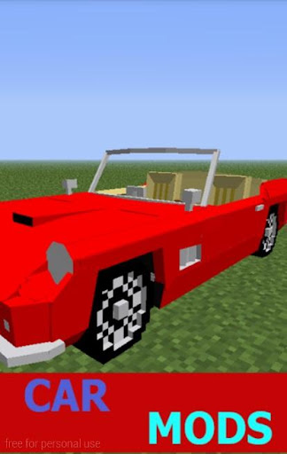 Car Mods For MCPE