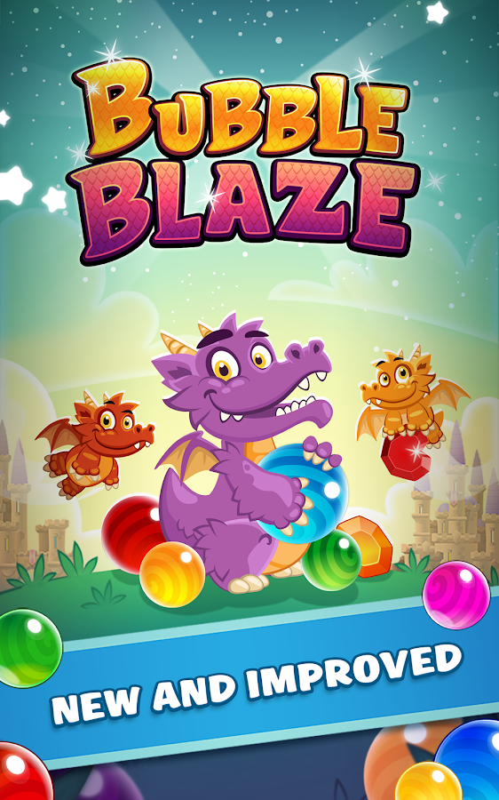 Bubble Blaze- screenshot
