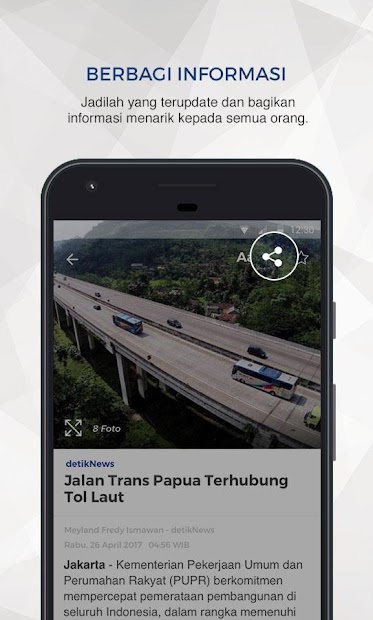 detikcom - Berita Terbaru & Terlengkap screenshot 1