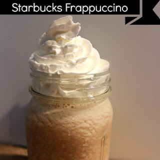 Copy Cat Recipe - Starbucks Frappuccino