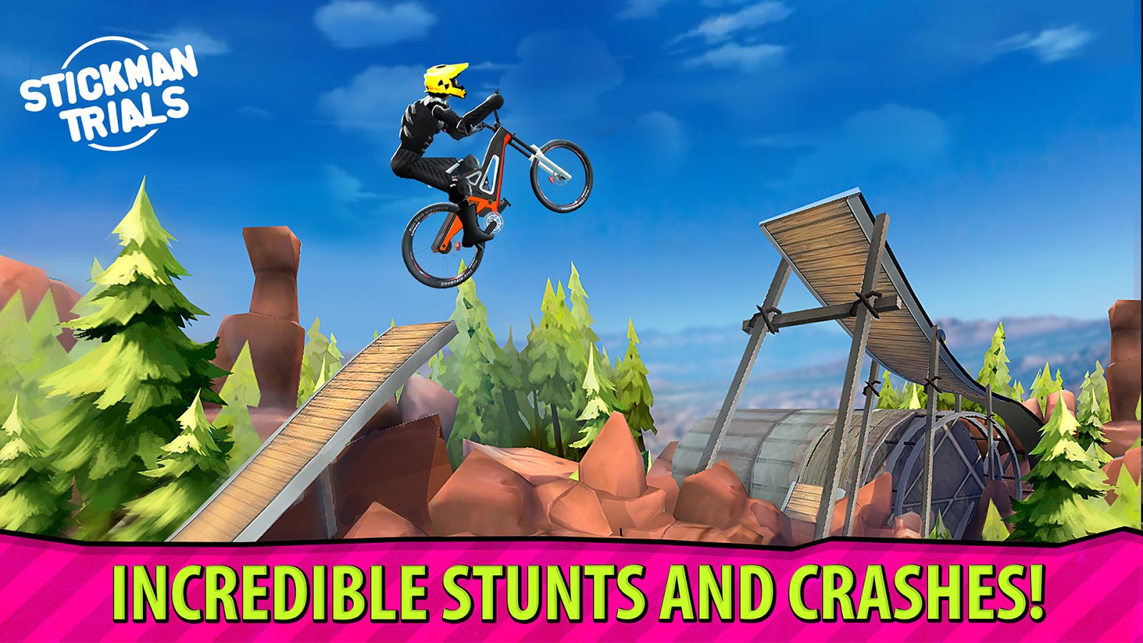 Stickman Trials- screenshot
