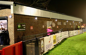Photo: 16/12/08 v Tooting & Mitcham United (RLP) 3-0 - contributed by Paul Roth