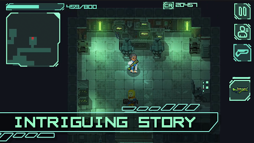 Endurance: space shooting RPG  game 1.4.2 screenshots 2